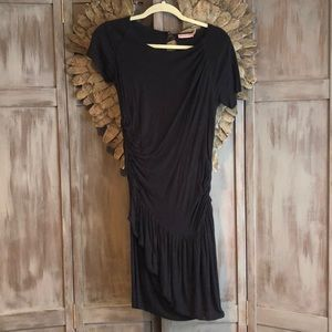 Juicy Couture short sleeve black dress. Size Small